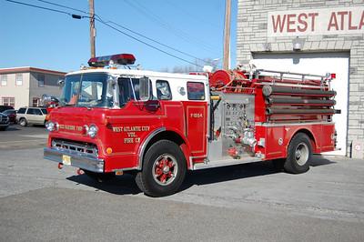 West Atlantic City Engine 1554 1980 Ford C-series - Grumman 1000-1000 Photo by Chris Tompkins