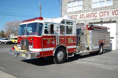West Atlantic City Engine 1552 2003 KME Excel 1750-1000 Photo by Chris Tompkins
