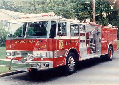 Elmwood Park EP-2 (1989)