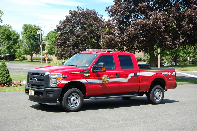 Closter Utility 767 2013 Ford F350 Photo by Chris Tompkins