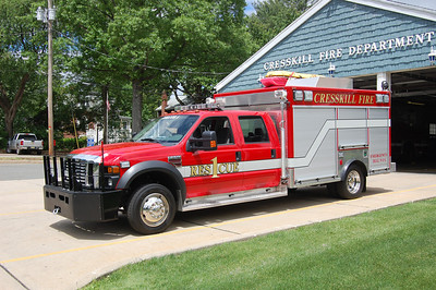 Cresskill Rescue 1 2008 Ford F550-Oddessy Photo by Chris Tompkins