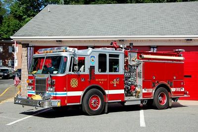 Demarest Engine 1 1994 Pierce Dash 1500-750-40A Photo by Chris Tompkins
