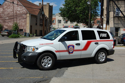 Englewood Command 2008 Dodge Durango Photo by Chris Tompkins