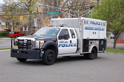 Fort Lee Police - ESU-3 (2012)