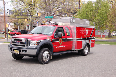Fort Lee Squad 2 - 2006 Ford F-550 / Odyssey  (2012)