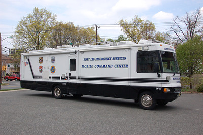 Fort Lee Emergency Services Mobile Command Center (2012)