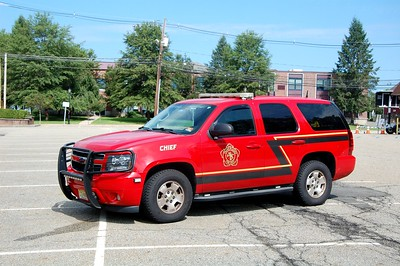 Franklin Lakes Asst  Chief 340 2011 Chevy Tahoe  Photo by Chris Tompkins