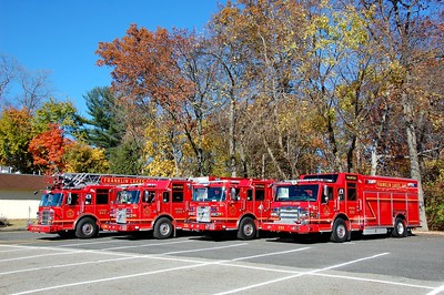 Franklin Lakes R-333, E-331  E-334, L342  Photo by Chris Tompkins