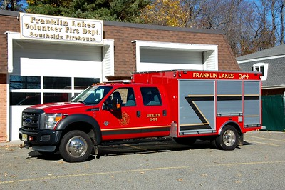 Franklin Lakes Utility 344 2013 Ford F550-Swab  Photo by Chris Tompkins