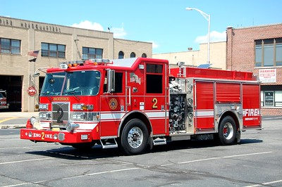 Hackensack Engine 2 2010 Pierce Dash 1500-750  Photo by Chris Tompkins
