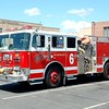 Hackensack Engine 6 1995 Seagrave 1500-750  Photo by Chris Tompkins