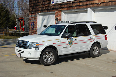 Haworth Command 151 2008 Ford Expedition. Photo by Chris Tompkins