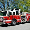 Hillsdale Engine 34 2008 Pierce Velocity 2000-750 Photo by Chris Tompkins