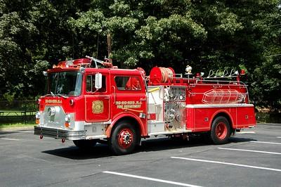 Ho-Ho-Kus Engine 734 1980 Mack CF 1000-500-40A  Photo by Chris Tompkins
