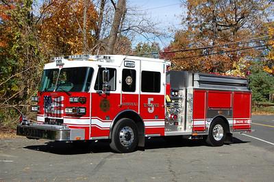 Mahwah Co  5 Engine 515 2013 Sutphen 4X4 1500-1000  Photo by Chris Tompkins