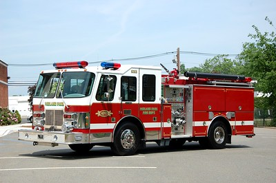 Midland Park Engine 533 1996 Simon Duplex-LTI 1500-500 Photo by Chris Tompkins