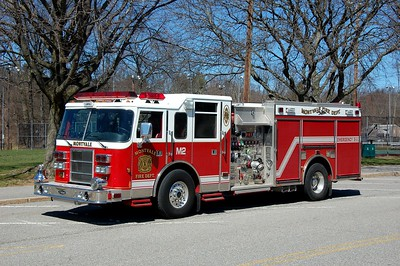 Montvale M2 2001 Pierce Dash 2000-700-20A-30B Photo by Chris Tompkins
