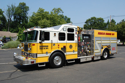Norwood Squad 361 2007 Seagrave 1000-750-50A  Photo by Chris Tompkins