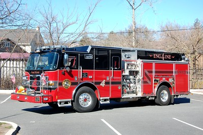 Park Ridge Engine 4 2014 Pierce Arrow XT 2000-750 Photo by Chris Tompkins