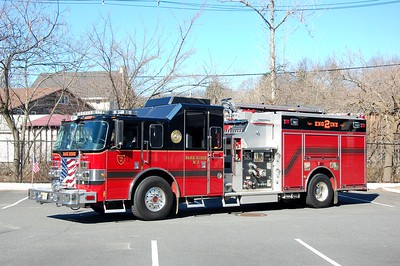 Park Ridge Engine 2 2003 Pierce Lance 2000-720-30A Photo by Chris Tompkins