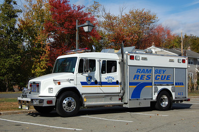 Ramsey Rescue 23 2002 Freightliner - PL Custom  Photo by Chris Tompkins