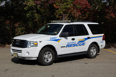 Ramsey Rescue Command 490 2008 Ford Expedition