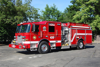 Ramsey Engine 432 2013 Pierce Arrow XT 1500-750 Photo by Chris Tompkins