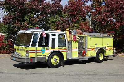 Ramsey Engine 434 1984 EOne Hurricane 1250-500 Photo by Chris Tompkins