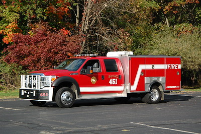 Ramsey Squad 451 2011 Ford F550-Odyssey Photo by Chris Tompkins