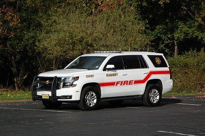Ramsey Chiefs Car 2019 Chevy Tahoe  Photo by Chris Tompkins