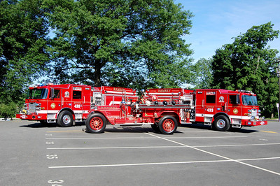 Ramsey Engine 433  432  and Antique  Photo by Chris Tompkins