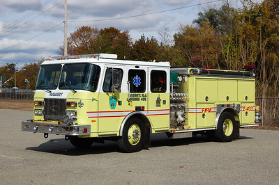 Ramsey Engine 433 1994 EOne 1500-500 Photo by Chris Tompkins