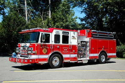 Wyckoff Engine 236 2017 Pierce Enforcer 2000-750 Photo by Chris Tompkins
