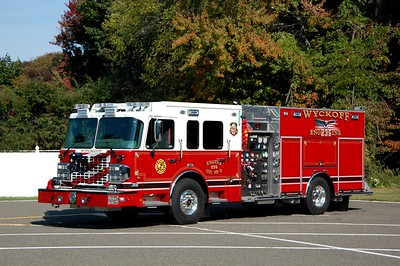 Wyckoff Engine 235 2020 Spartan 2000-750  Photo by Chris Tompkins
