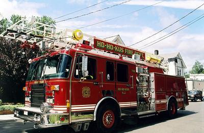Photo's from  Waldwick 2nd alarm Lafayette Pl 9-4-06