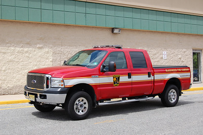 Blackwood Utility 84 2007 Ford F250 Photo by Chris Tompkins