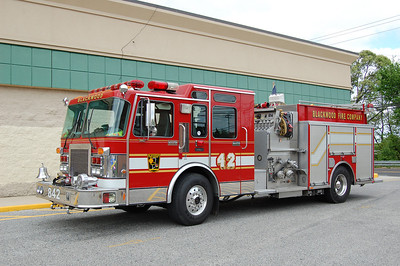 Blackwood Engine 842 1994 Spartan - RD Murray 1500-750-50A Photo by Chris Tompkins