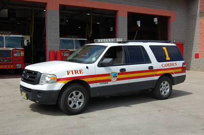 Camden Battalion 1 2007 Ford Expedition Photo by Chris Tompkins