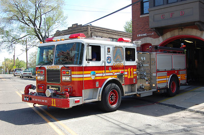 Camden Engine 11 2004 Seagrave 1250-500 Photo by Chris Tompkins