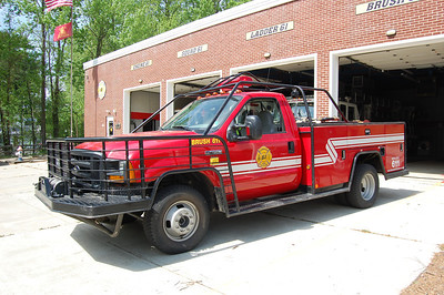 Clementon Brush 61 2006 Ford F350 - Stahl 250-300 Photo by Chris Tompkins