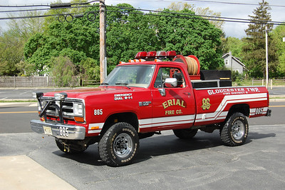 Erial Brush 865 1988 Dodge Powerwagon 150-215 Photo by Chris Tompkins