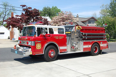 Laurel Springs Engine 60 1987 Ford8000-Grumman 1250-1000 Photo by Chris Tompkins