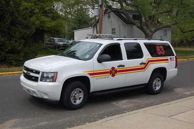 Lindenwold Command 63 2007 Chevy Surburban Photo by Chris Tompkins