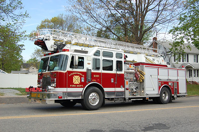 Lindenwold Squirt 6331 2004 KME 2000-500-75' Photo by Chris Tompkins