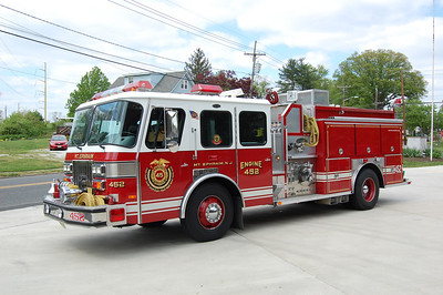 Mt. Ephraim Engine 452 1993 EOne Predator 1500-1000-25A Photo by Chris Tompkins