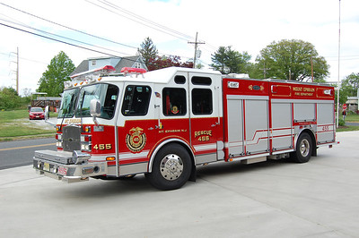 Mt. Ephraim Squad 455 2006 EOne 1500-500 Photo by Chris Tompkins