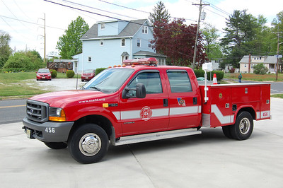 Mt. Ephraim Utility 456 1999 Ford F350 - Knaphide Photo by Chris Tompkins