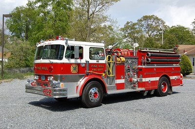 Pine Hill Engine 622 1972 Hahn 1500-1000 Photo by Chris Tompkins