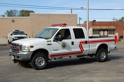 Westmont Utility 1515 2003 Ford F350 Photo by Chris Tompkins