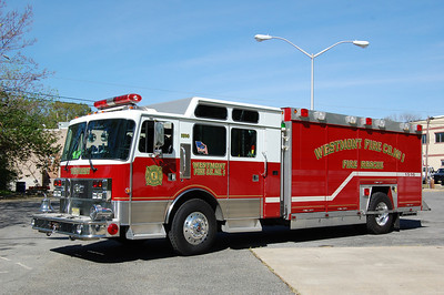 Westmont Rescue 1516 1991 Pemfab-Hesse Photo by Chris Tompkins